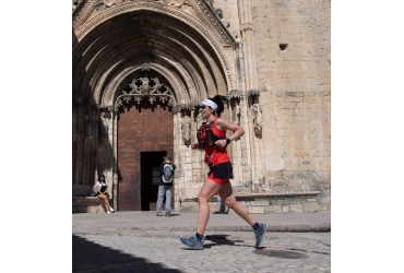 SONIA ESCURIOLA - TOP OF THE ROCK ULTRA TRAIL 19