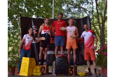 DANI AGUIRRE - TRAIL VALLFORNERS 19